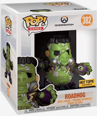 Roadhog - Junkenstein Funko Pop figur - Overwatch - I æske