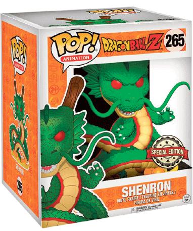Shenron Funko Pop Figur - DragonBall Z - I kasse