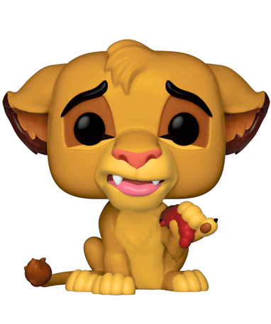 Simba Funko Pop Figur – Løvernes Konge