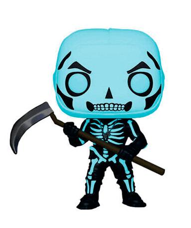 Skull Trooper figur lyser i mørke - Funko pop - Fortnite