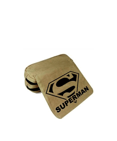Superman Penalhus - Dc Comics - Oppefra