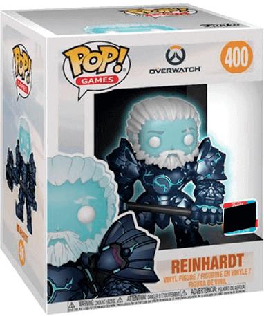 Coldhardt Reinhardt Funko Pop Figur - Overwatch - I kasse