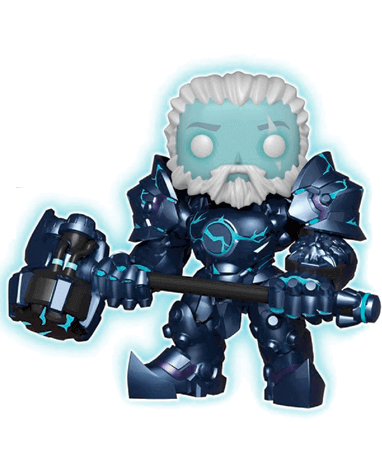 Image of   Coldhardt Reinhardt Funko Pop Figur - Overwatch