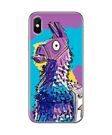 Fortnite Llama Iphone cover
