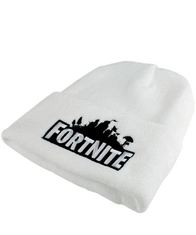 Fortnite hue - Hvid