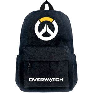 Overwatch skoletaske rygsæk