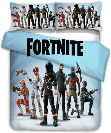 Image of   Fortnite Sengetøj