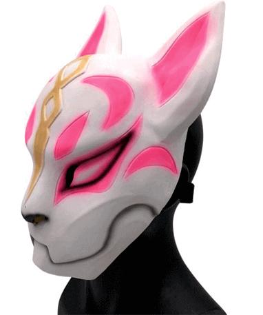 Fortnite Drift maske fra siden