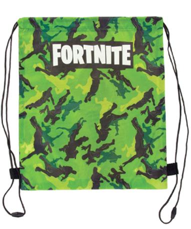 Fortnite sportstaske - Grøn