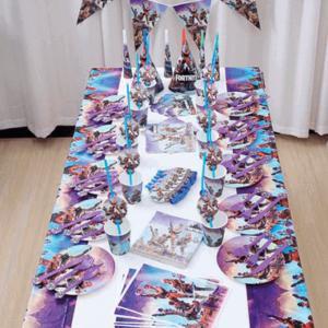 Fortnite fødselsdagsfest - temafest