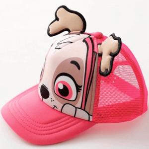 Paw Patrol Skye Kasket - Pink