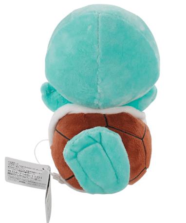squirtle bamse pokemon bagfra