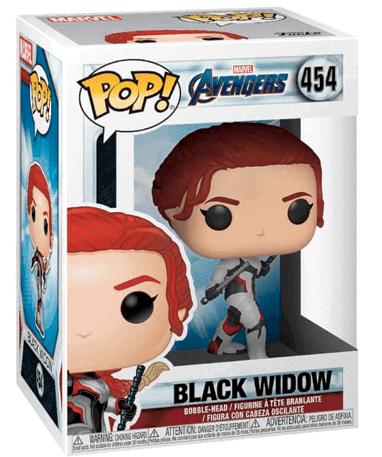 Black Widow Funko Pop figur - Endgame - I kasse
