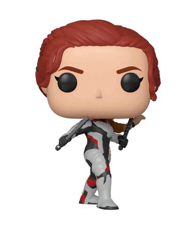 Image of Black Widow Funko Pop figur - Endgame