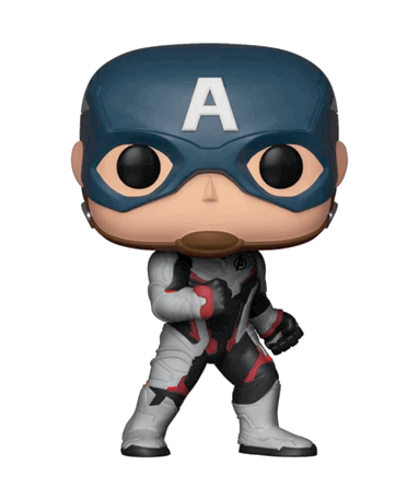 Image of   Captain America funko pop figur - Endgame