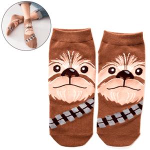 Chewbacca strømper - sokker