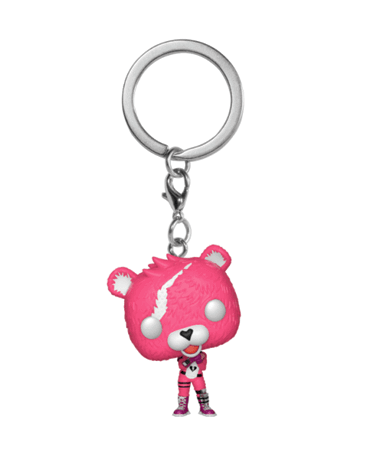 Image of   Cuddle Team Leader Nøglering Funko Pop