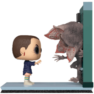 Eleven and Demogorgon Funko pop figur