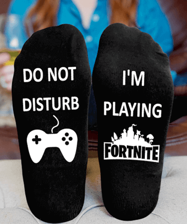 Fortnite sokker - Strømper