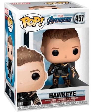 Hawkeye Funko Pop figur - Endgame - I kasse