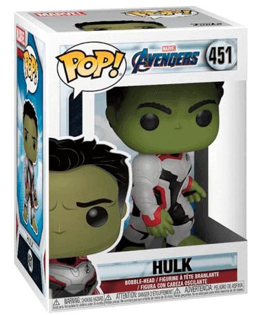 Hulk Endgame - Funko Pop figur - I kasse