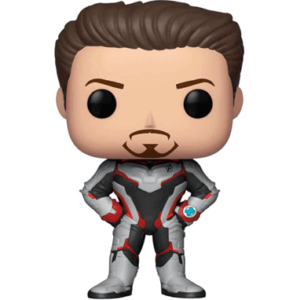 Iron Man Funko Pop Figur - Endgame