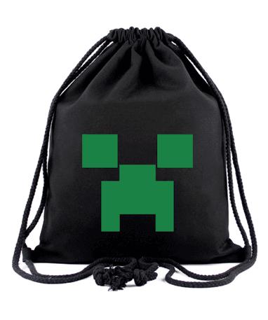 Minecraft Sportstaske – Drawstring