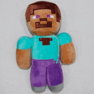 Minecraft Steve Bamse - 22 cm