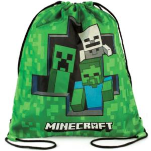 Minecraft sportstaske