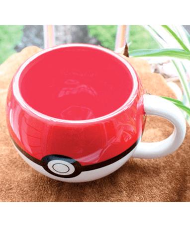 Pokeball krus - Pokemon