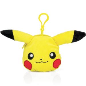 Pokemon pung - 10x21cm - Pikachu