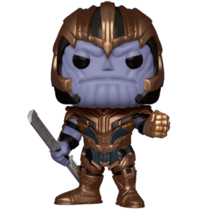 Thanos Funko Pop figur - Endgame