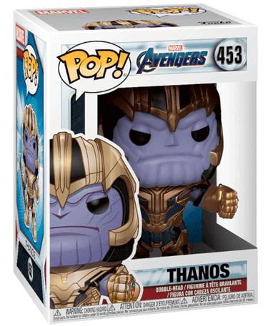 Thanos Funko Pop figur - Endgame - I kasse