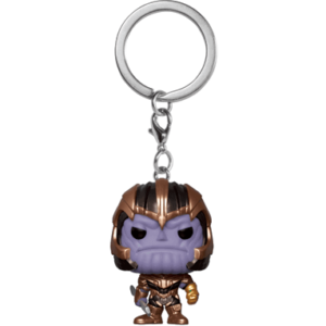 Thanos Nøglering - Endgame - Funko Pop