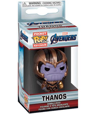 Thanos Nøglering - Endgame - Funko Pop - lille