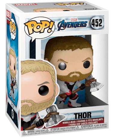 Thor Funko Pop Figur - Endgame - Marvel