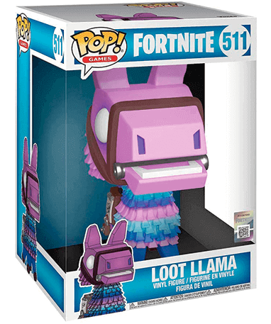 stor Fortnite lama figur - funko pop - Fortnite figur