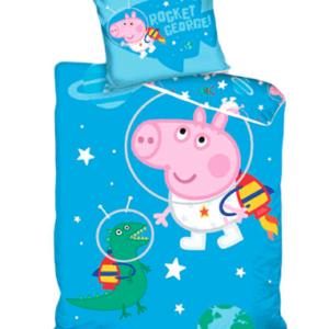 Gustav gris sengetøj - Sengebetræk til børn