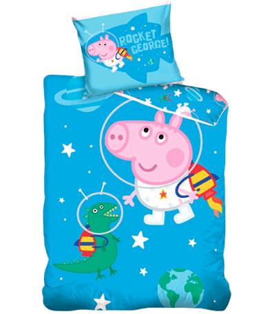 Image of   Gustav Gris sengetøj til børn - 100x135cm