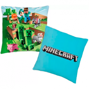 Minecraft pude - 40x40 cm
