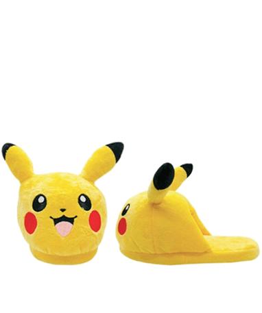 Image of   Pikachu hjemmesko - Pokémon