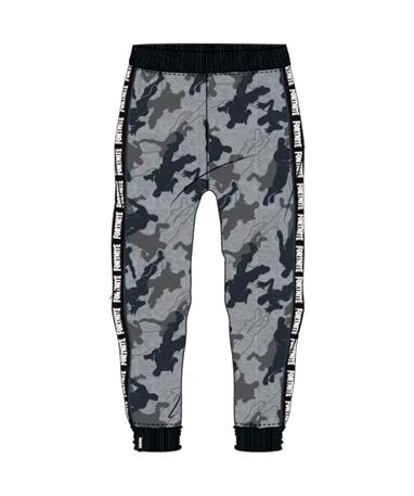Fortnite militær grå joggingbukser - børn