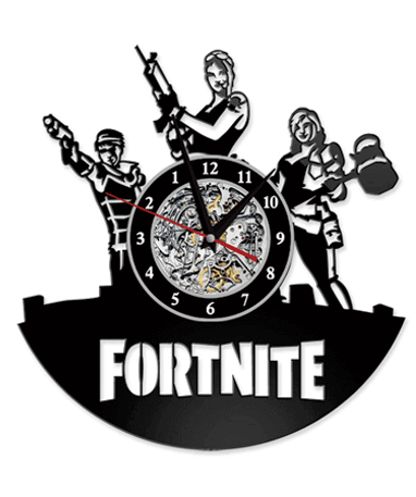 Image of   Fortnite vægur