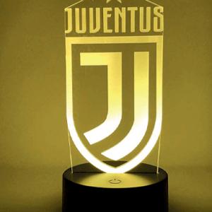 Juventus 3d lampe