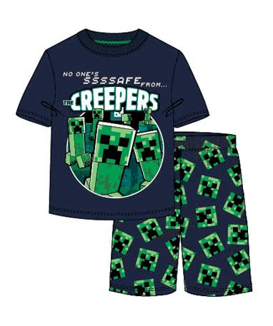 Minecraft Pyjamas sæt