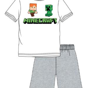 Minecraft pyjamas sæt til børn 4-12 år