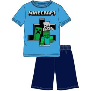 Minecraft pyjamas - t-shirt og shorts