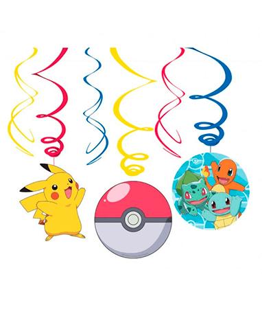 Pokémon borddekoration