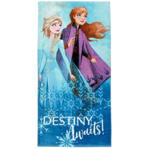 Disney Frost Anna og Elsa håndklæde - 70x140cm