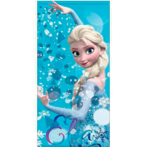 Elsa Frozen håndklæde 70x140cm